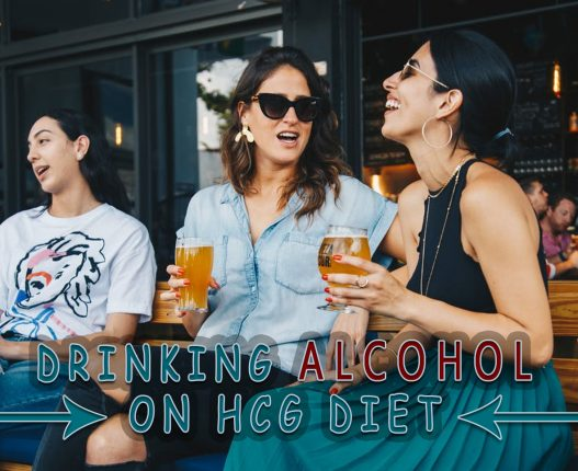 DRINKING ALCOHOL ON HCG DIET