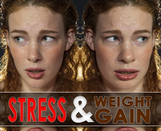 STRESS AND WEIGHT GAIN IN THE HCG DIET