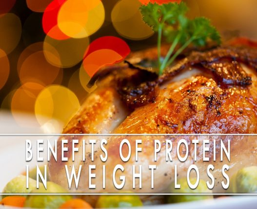 BENEFITS OF PROTEIN IN WEIGHT LOSS