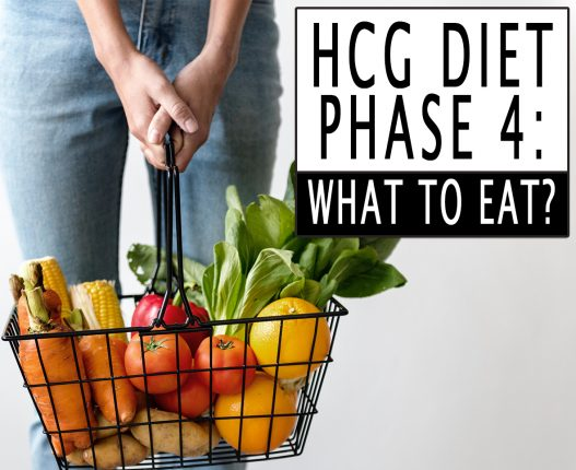HCG DIET PHASE 4: WHAT TO EAT?