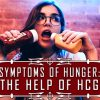 SYMPTOMS OF HUNGER THE HELP OF HCG