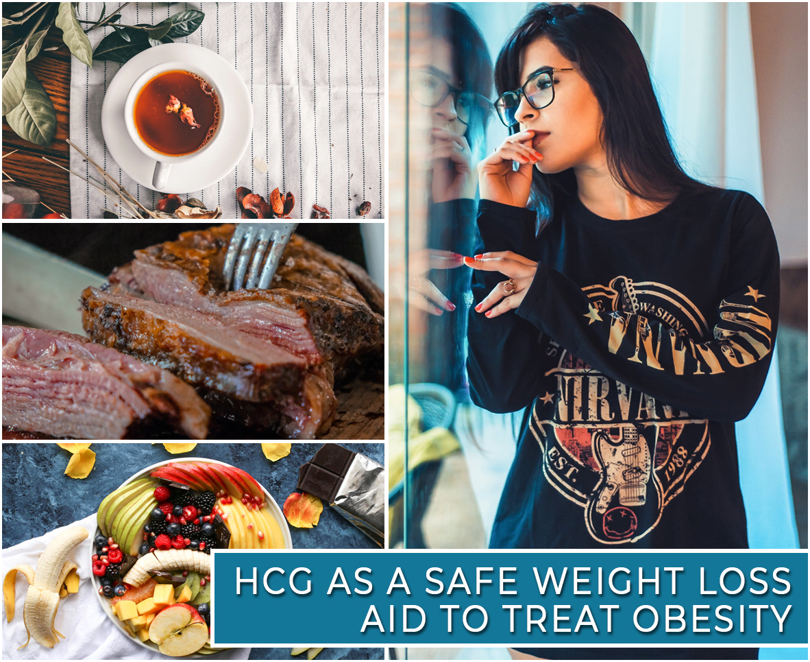 HCG AS A SAFE WEIGHT LOSS AID TO TREAT OBESITY