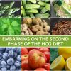 EMBARKING ON THE SECOND PHASE OF THE HCG DIET