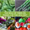 THE ROLE OF FIBER ON PHASE 2 OF THE HCG DIET