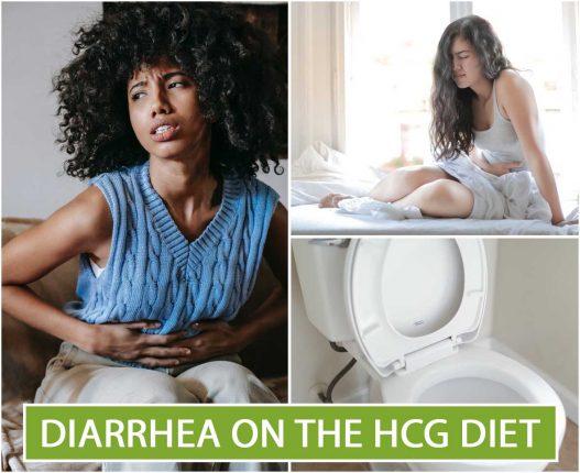 DIARRHEA ON THE HCG DIET