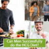 Can Men Successfully do the HCG Diet